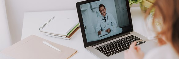 Virtual Visits from Associated Medical Professionals
